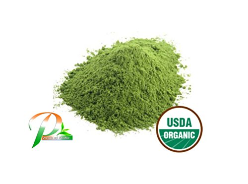 Pride Of India - Organic Stevia Leaf Ground, 3.5oz (100gm) -
