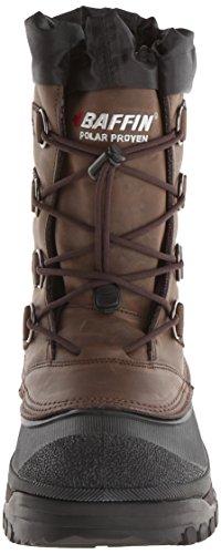 Canadian baffin muskox boot, bottes marron