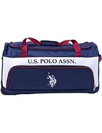 U.s. Polo Assn 27in Rolling Duffel Bag Duffel Bag
