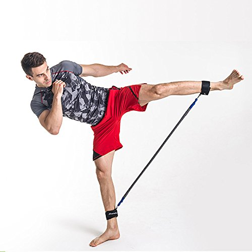 Besplore Ankle Speed & Agility Band,Leg Resistance Bands Spe