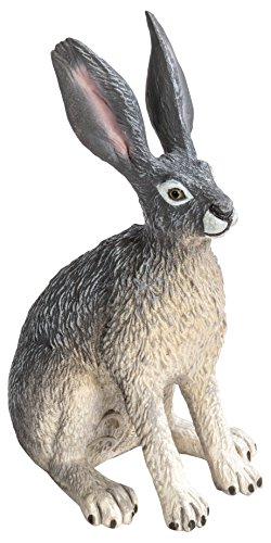 Safari 182029 North Wildlife American Desert Hare Minature for sale  Delivered anywhere in USA