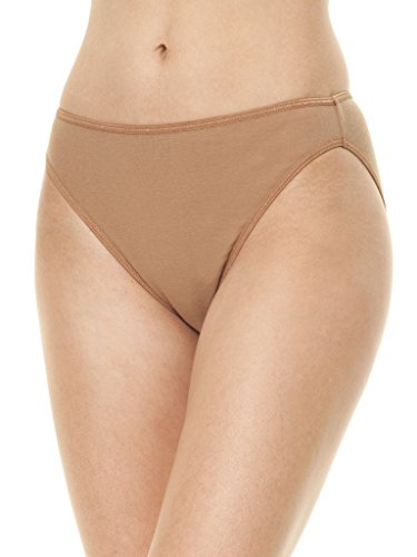 Blue Canoe Women's High Cut Panty Large Naked (Panties Canoe Blue)