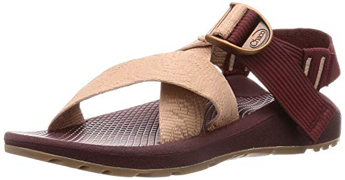 Chaco E-Dye Mega Z/Cloud Sandal - Women's Tuscany, 9.0 (Waterless Antimicrobial)