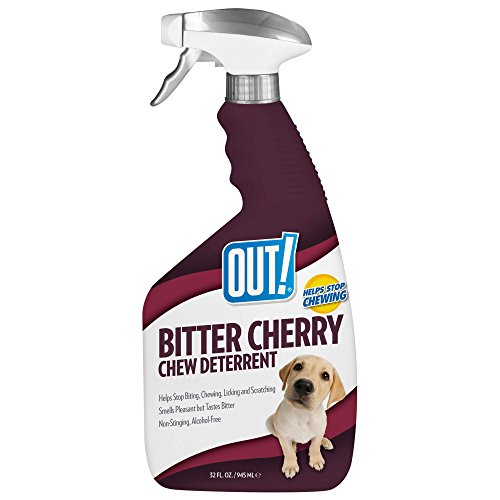 OUT! Bitter Cherry Chew Deterrent for Dogs, 32 oz