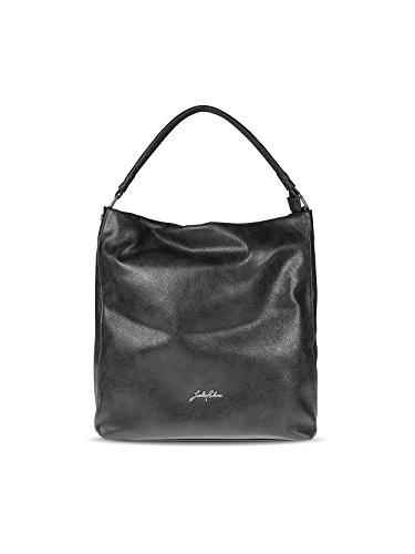 LuluBlanc Atene Hobo Bag Black