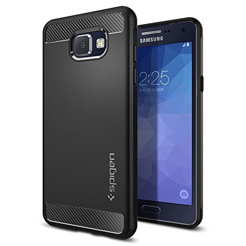 Spigen Rugged Armor Designed for Samsung Galaxy A5 Case (2017) - Black