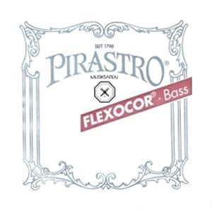 CUERDA CONTRABAJO - Pirastro (Flexocor 341420) (Alma de Acero) 4ª Medium Bass 3/4 E (Mi)