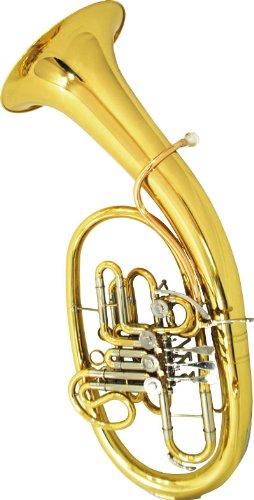 Schiller Wagner Horn (French Horn / Tuba) by Schiller