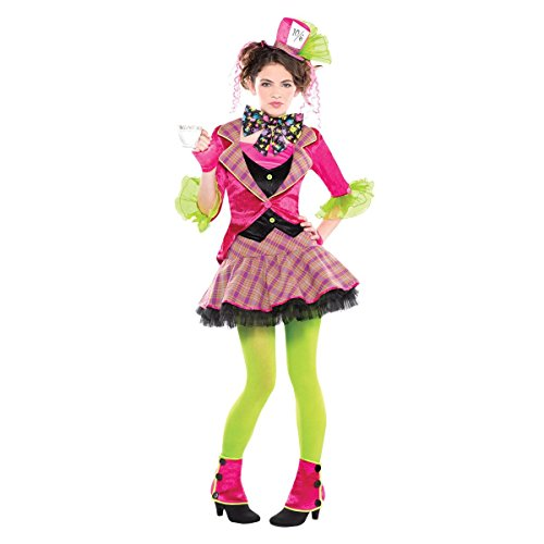 Mad Hatter Kids Costumes (Mad Hatter Costume - Teen Medium)