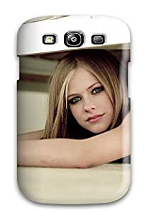 Durable Celebrity Avril Lavigne Back Case/cover For Galaxy S3 by mcsharks