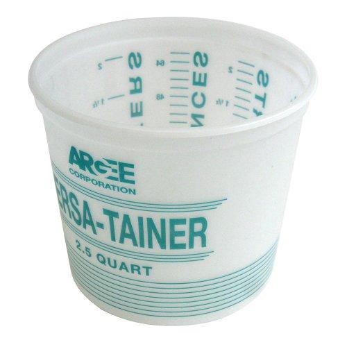 Quart Versa Tainer Plastic Bucket 12 Pack