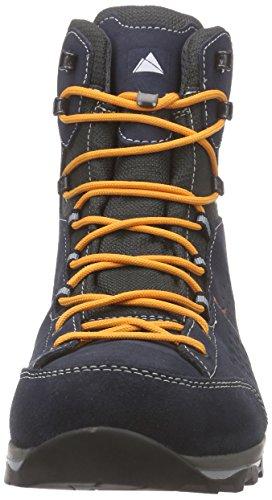Dachstein Hochkönig Dds - Zapatos de High Rise Senderismo Hombre Azul (India Ink/autumn Glory)