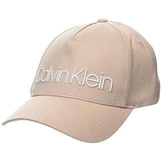 Calvin Klein Damen Baseball Cap, Rosa (Nude 646), One Size (Herstellergröße:OS) 3