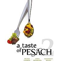 ArtScroll Publications A Taste of Pesach 2 Single Cookbook