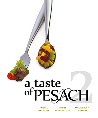 A Taste of Pesach 2 by 9781422619803