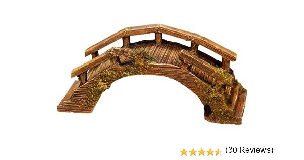 Nobby Puente Acuario Adornos, 15 x 6,5 x 6 cm: Amazon.es: Productos para mascotas