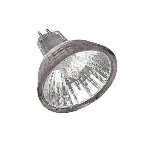 WAC Lighting MR16-EXN-G Gu5.3 12V 50W 40-Degree with Lens Halogen Lamp