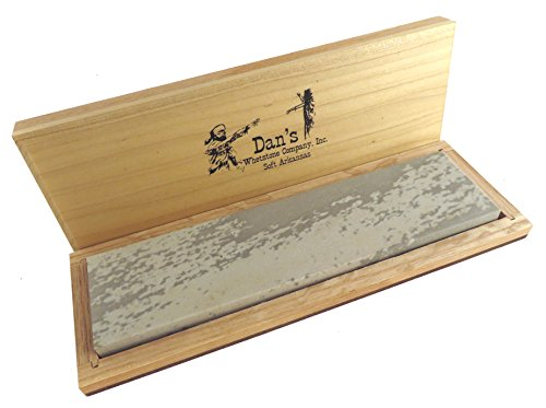 Stone Soft (Genuine Arkansas Soft (Medium) Knife Sharpening Bench Stone Whetstone 8