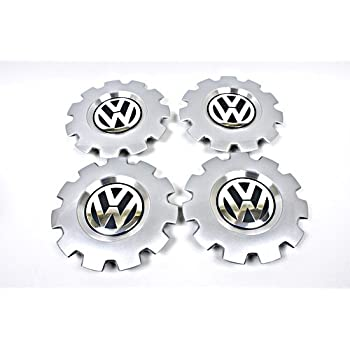 amazoncom genuine vw beetle cabrio   wheel center hub cap type  cover  automotive