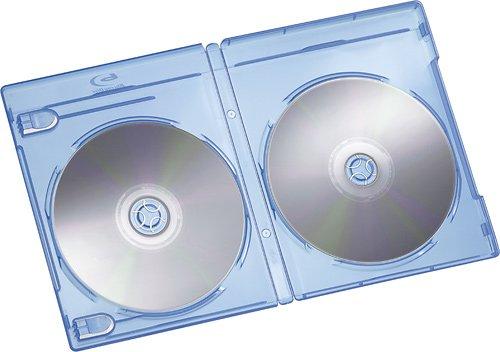Dynex™ - Blu-ray Disc Cases