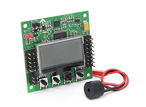HobbyKing KK2.1.5 Multi-Rotor LCD Flight Control Board with 6050MPU and Atmel 644PA (Best Flight Control Board)