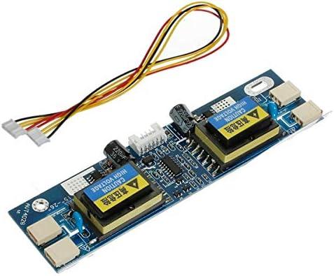 IMC Universal CCFL Inverter LCD Laptop Monitor 4 Lamp 10-30V for 15-22 Widescreen BoMiVa
