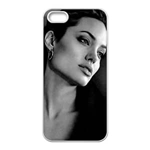 Happy Angelina Jolie St. John Cell Phone Case for Iphone 5s