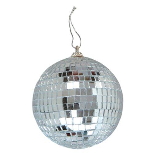 Miniature Four Inch Disco Mirror Ball