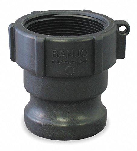 Banjo Hose Fittings - Banjo 200A Polypropylene Cam & Groove Fitting, 2