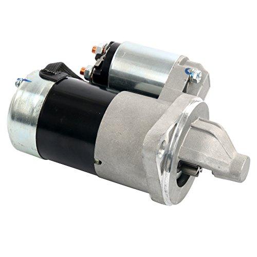 YaeTek 100% New Starter for Yanmar John Deere Tractor AM809215 AM879204 AM880978, M809215, SE501858, TY2523 S114-235 18426N (Yanmar Starter)