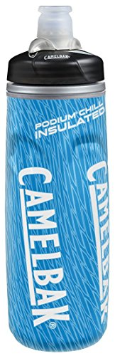 CamelBak Podium Chill Insulated Water Bottle, 21 oz, Cobalt