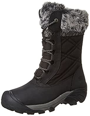 Amazon.com | KEEN Women's Hoodoo III Winter Boot, Black