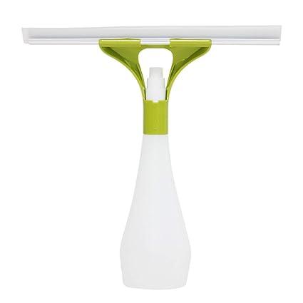 XATLJY Herramienta de Limpieza de Vidrio Limpieza de Gran Altura Limpiaparabrisas Limpiaparabrisas Limpiador Profesional Rascador de