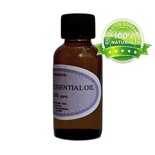 Rosewood Essential Oil 100% Pure Organic 1.1 Oz/36 Ml