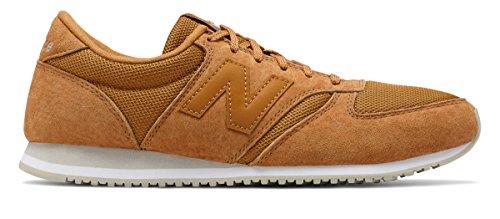 忠実にセーター続編(ニューバランス) New Balance 靴?シューズ メンズライフスタイル Pigskin 420 Tan タン Men's 6.5 , Women's 8 (M 24.5, W 25)