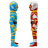 Medicom Toy Toei Retro Soft Vinyl Collection Kikaider (new color) Figure King magazine Limited Edition