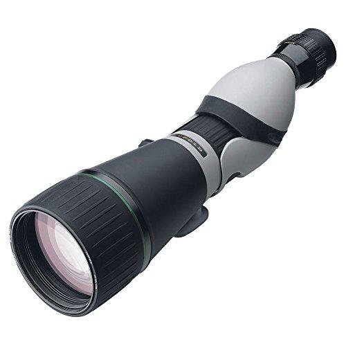 Leupold Kenai HD Straight Spotting Scope Kit, Gray/Black, 25-60 x 80mm