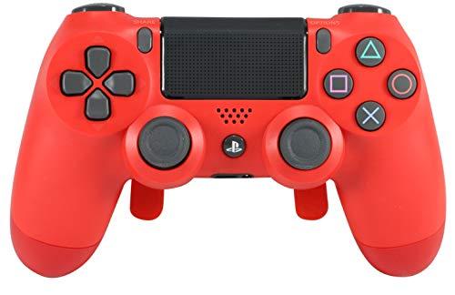 41DjE7CsbEL - PS4 Elite Controller Adjustable Paddles, Magma Red GM Master Mod, Trigger Stops, Modded Controller Mod Custom Rapid Fire, Drop Shot, Quickscope COD Black Ops 3, IW, MW Remastered, WW2, Destiny