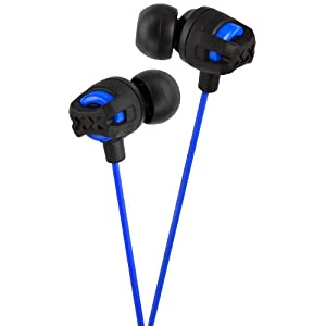 JVC HAFX101A Headphones - Blue
