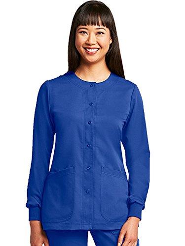 Nursing Scrub Nurse Uniform Jacket - 4