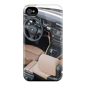 4/4s Scratch-proof Protection Cases Covers For Iphone/ Hot Bmw M3 Convertible Interior Phone Cases