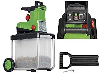 Trituradora eléctrica FLH 2800 B2, incluye caja transparente para ...