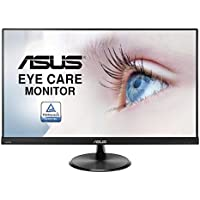 Asus VC279H Slim Bezel Black 27 5ms (GTG) HDMI Widescreen LED Backlight LCD Monitor IPS 80,000,000:1 Built-in Speakers