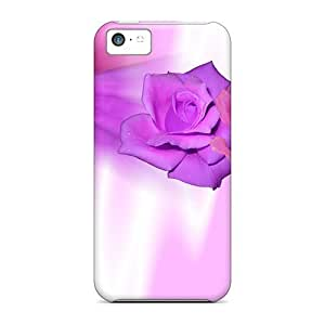 DaMMeke DRufEsV2966Dxstk Skin Case For Ipod Touch 4 Cover (roses Time Space)