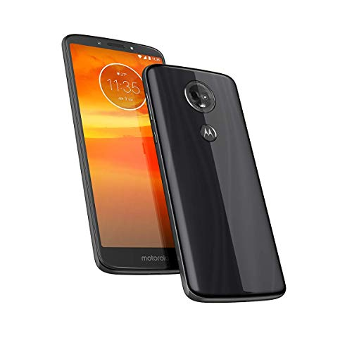 "Smartphone, Motorola, Moto E5 Plus, XT1924, 16 GB, 6.0"", Grafite"