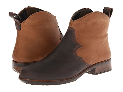 Naot Women's Sirocco Boot - Crazy Horse Leather/Saddle Br...