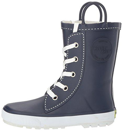 Western Chief Girls' Printed Rain Boot, Sneaker Navy, 13 M US Little Kid by Western Chief (Image #5)