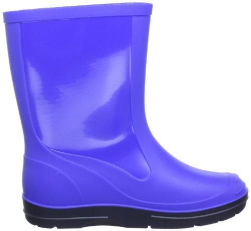 Beck Basic 486 - Botas plisadas para niños Azul