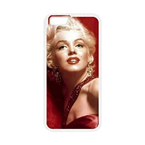 iPhone 6 4.7 Inch Cell Phone Case White Marilyn Monroe Stkq