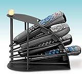 SODIAL(R) Great Ideas Remote Control TV Handset Holder / Storage Caddy / Organiser